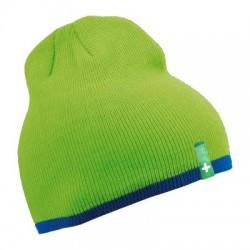 Bonnet tricot bicolor